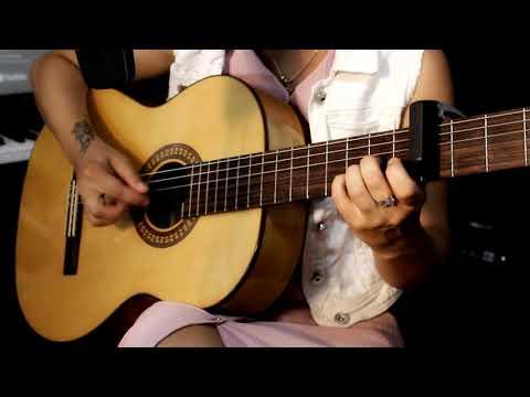 La Petite Fille De La Mer - Vangelis   Guitar Cover   Ноты Табы