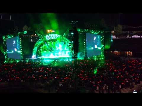 AC/DC Dodger Stadium