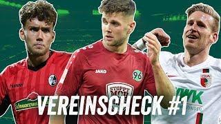 Vereinscheck & Transfer News: SC Freiburg, FC Augsburg, Hannover 96