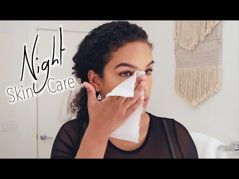 Get Un-Ready with me // Night Skin Care Routine (Clean Ingredients) thumbnail