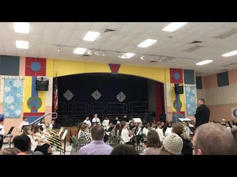 Cornwells Elementary School 2018 Winter Concert By Cellphone