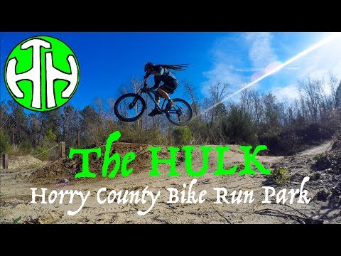 The HULK! Horry County Bike & Run - Myrtle Beach, SC - MTB Trail