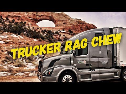 #169: Trucking In Utah | Trucker Rag Chew