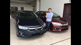 Otosaigon - Cảm nhận nhanh Honda City 2017