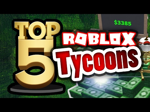 Top 5 Tycoons In Roblox Not On The Front Page Youtube