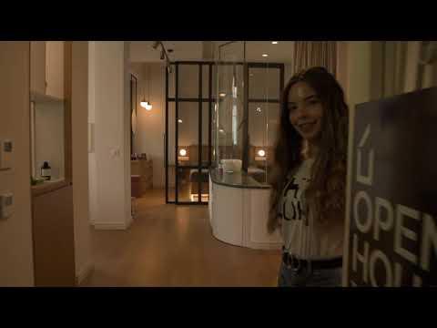 OHT virtual tours // The Transparent Apartment