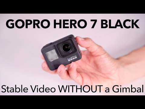 Super Stable Action Camera Footage! GoPro Hero 7 Black Review