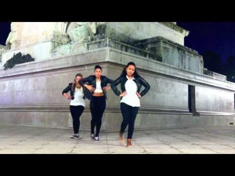 Dif'Fuzion - Mavado ft. Nicki Minaj - Give it all to me - Choreography by Mel
