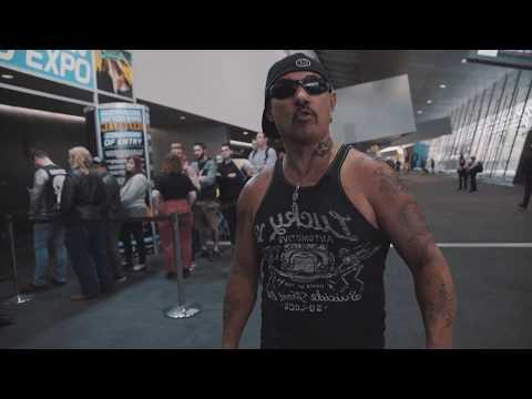 Australian Tattoo Expo - Melbourne 2017 Recap