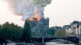 Watch Live: Notre Dame Cathedral In Paris On Fire | NBC News