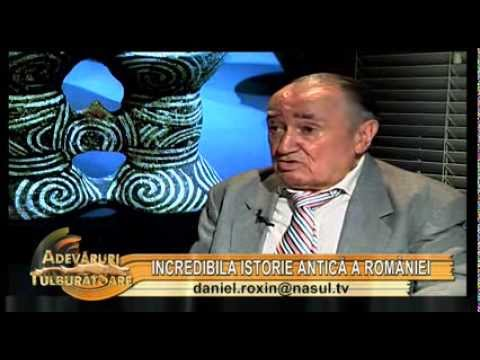 adevaruri 25 01 Incredibila istorie antică a României