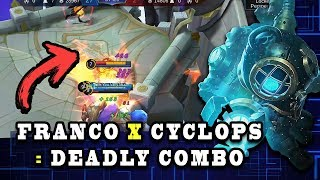 When Top Global Cyclops Bully In Mythic | Mobile Legends