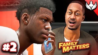 NBA 2K20 MyCAREER - FILMING A MOVIE WITH JALEEL WHITE!! (Ep 2)