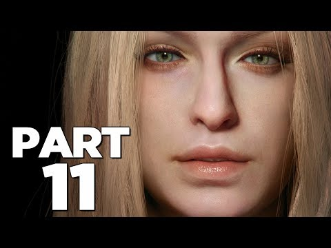 DEVIL MAY CRY 5 Walkthrough Gameplay Part 11 - TRISH (DMC5)