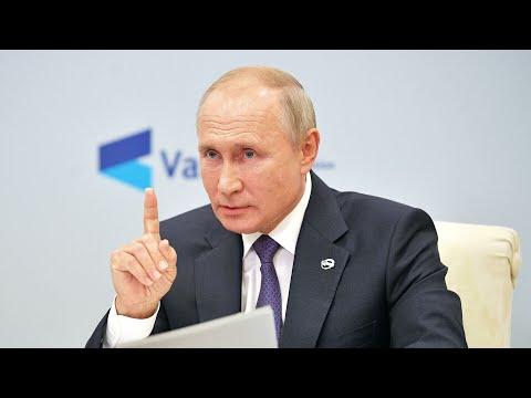 Полный ответ Путина на вопрос о карабахской проблеме/Պուտինի ամբողջական անդրադարձն Արցախի խնդրին
