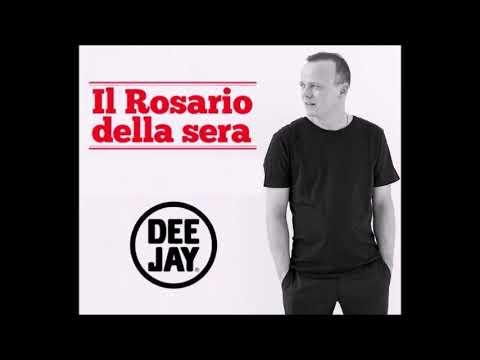 Gigi D'Alessio il Rosario della sera (Con Fiorello) radio deejay 19/03/18