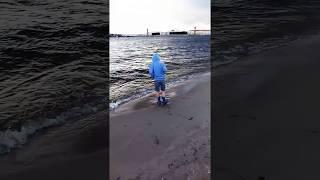 Смотреть видео Как мы побывали в Санкт -Петербурге онлайн