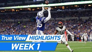Top 360 & POV True View Plays of Week 1 | NFL True View
