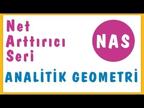 N.a.s. Analitik Geometri 1 Şenol Hoca Matematik