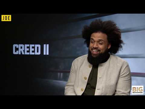 Creed II Director Steven Caple Jr. Reveals The Secret To Making The Perfect Rocky Montage