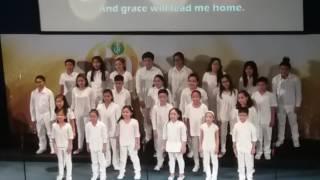 Praise Factory Song(Amazing Grace)