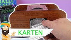 Elektrische Kartenmischmaschine Test - Oder doch lieber selber mischen? | Spielzeug Guru