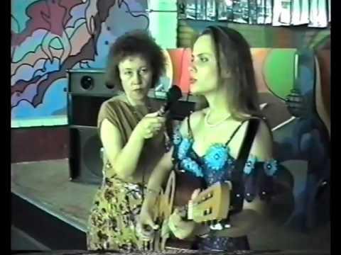 Выпускной  экономического факультета  03.07.1996