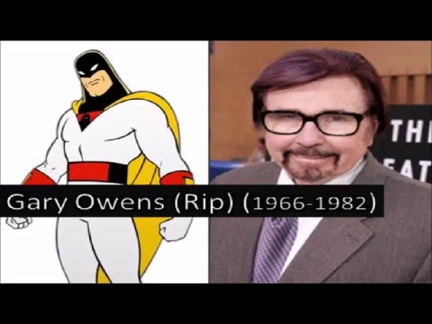 Comparing Voices Of Space Ghost