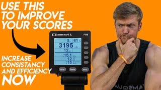 ROWING MACHINE: IMPROVE YOUR EFFICIENCY WITH THE DIFFERENT SCREENS