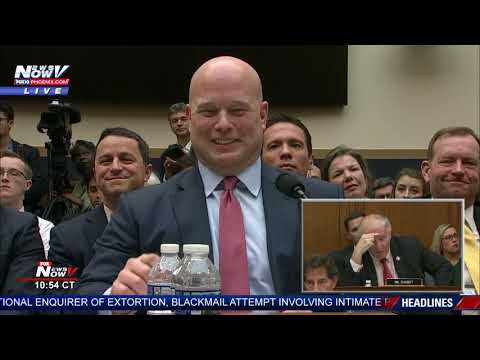 PART 2: Department of Justice Hearing On Russia and Mueller Investigation