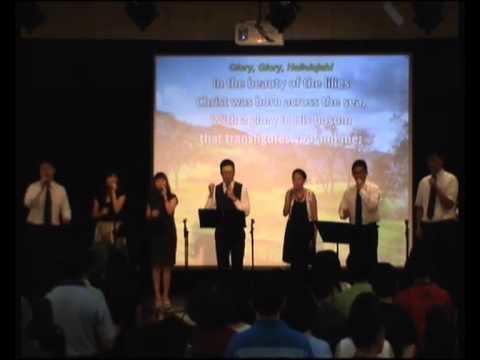 Glory Glory Hallelujah!