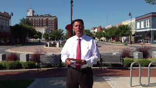 Goldsboro, NC City Manager Update July 2018