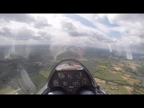 Gliding On Thermals
