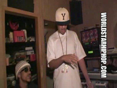 Max B & French Montana: The Making Of ''We Sip Grand Cru''