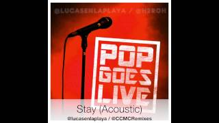 Download Mp3 Rihanna - Stay  Feat. Mikky Ekko   Acoustic