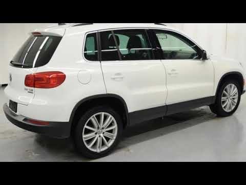 Used 2014 Volkswagen Tiguan Rochester NY Fairport, NY #11564143T