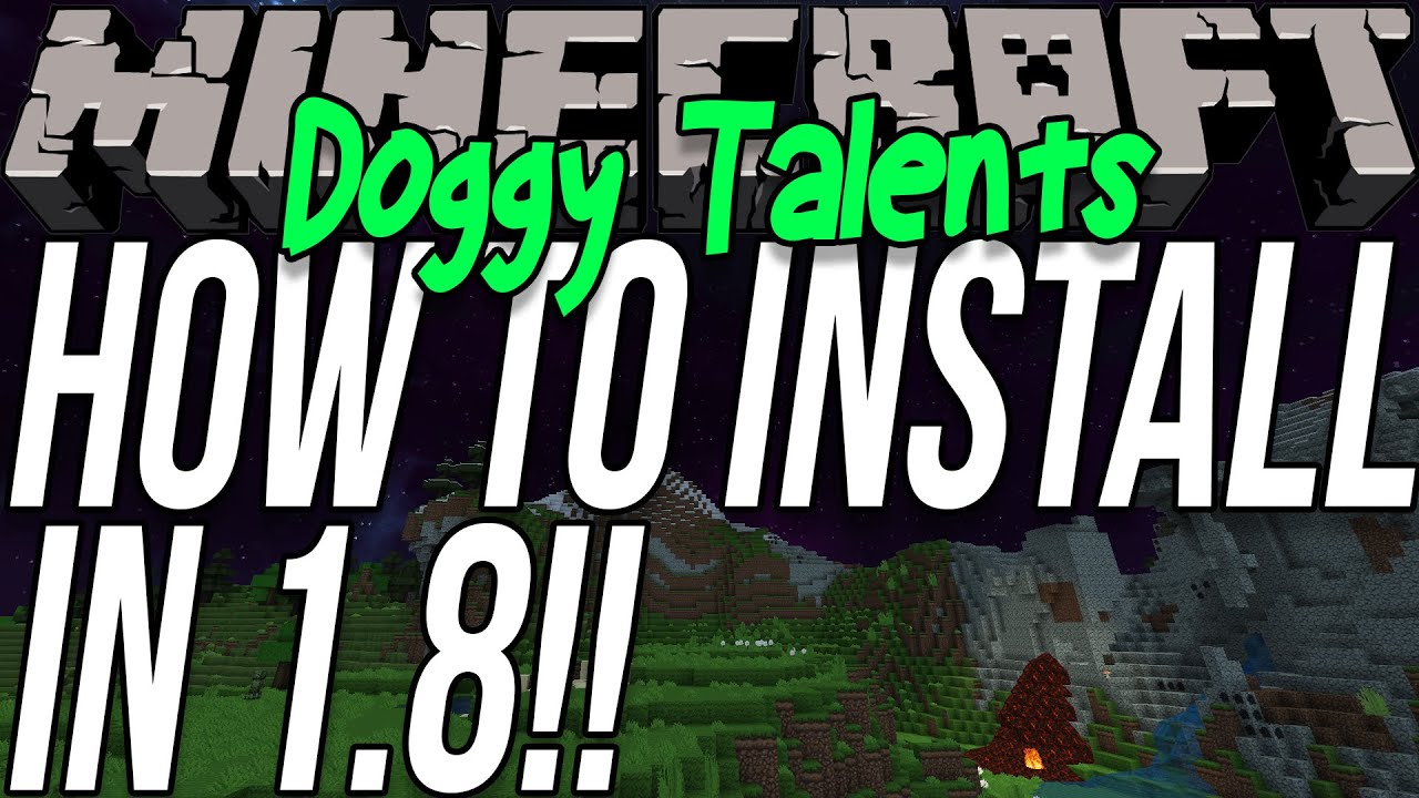 how to make a dog bed in minecraft doggy talents