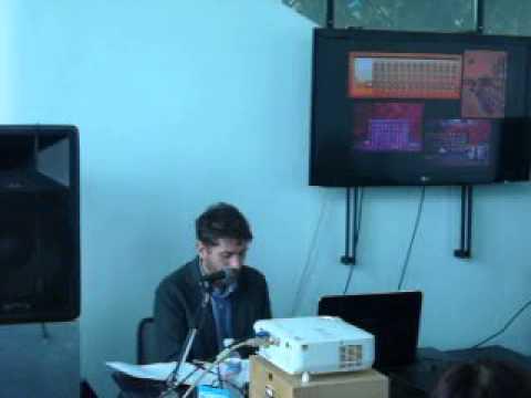 """STAZIONE ROGERS VIDEO Francesco Semerani  """"JOHN HEJDUK Cimitero delle ceneri del pensiero"""""""