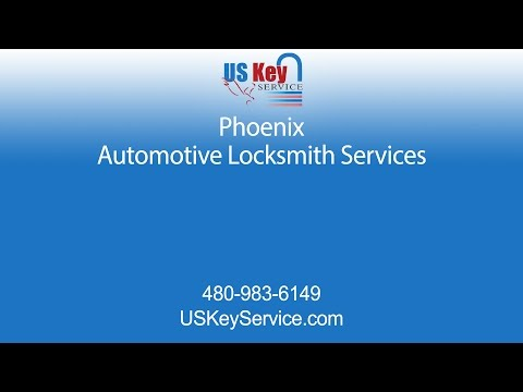 US Key Service Phoenix Mobile Locksmith
