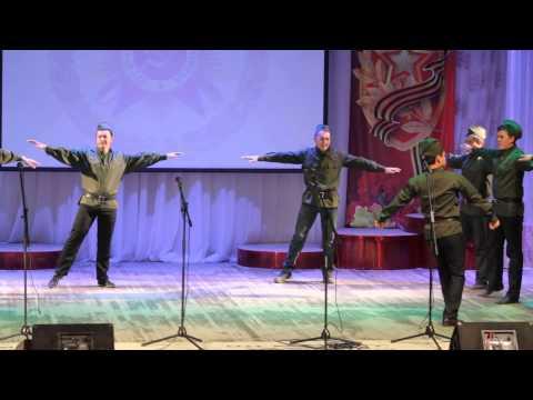 башкирский танец - коллектив Баймакского РЭС