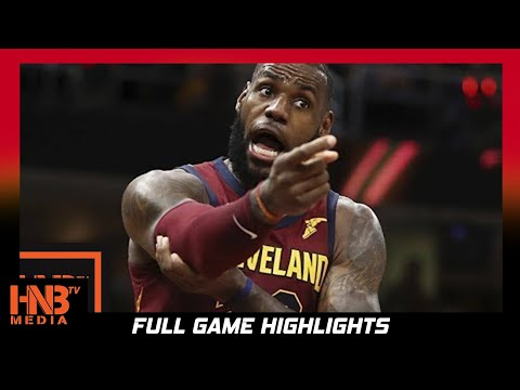 Thumbnail: Cleveland Cavaliers vs Atlanta Hawks Full Game Highlights / Week 3 / 2017 NBA Season