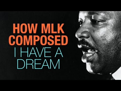 How Martin Luther King Jr. Wrote
