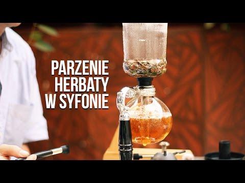 Parzenie herbaty w syfonie. Gościnnie: Murat Kornaev. Czajnikowy.pl