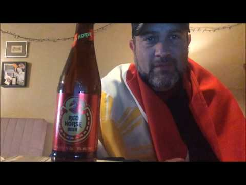 San Miguel Brewery (San Miguel, Philippines) Red Horse Beer Review