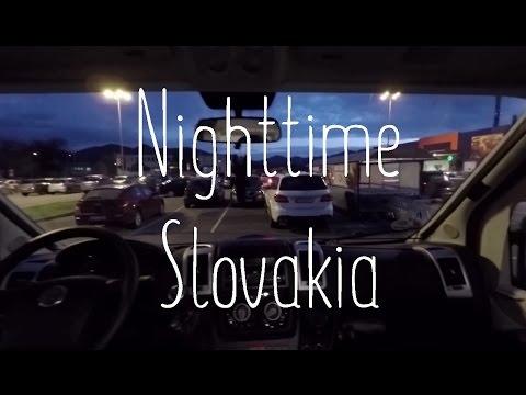 Vantastic - Driving trough Slovakia at night