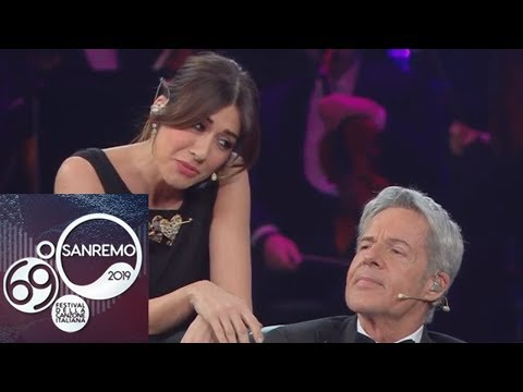"""Sanremo 2019 - Virginia Raffaele e Claudio Baglioni: """"Il mio tipo ideale"""""""