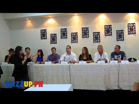 Showdown in Manila Movie Presscon Part 1