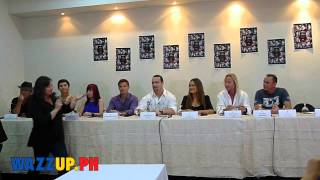 Showdown in Manila Movie Presscon Part 1