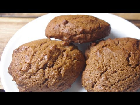 Chewy Molasses Cookies - Recipe Video