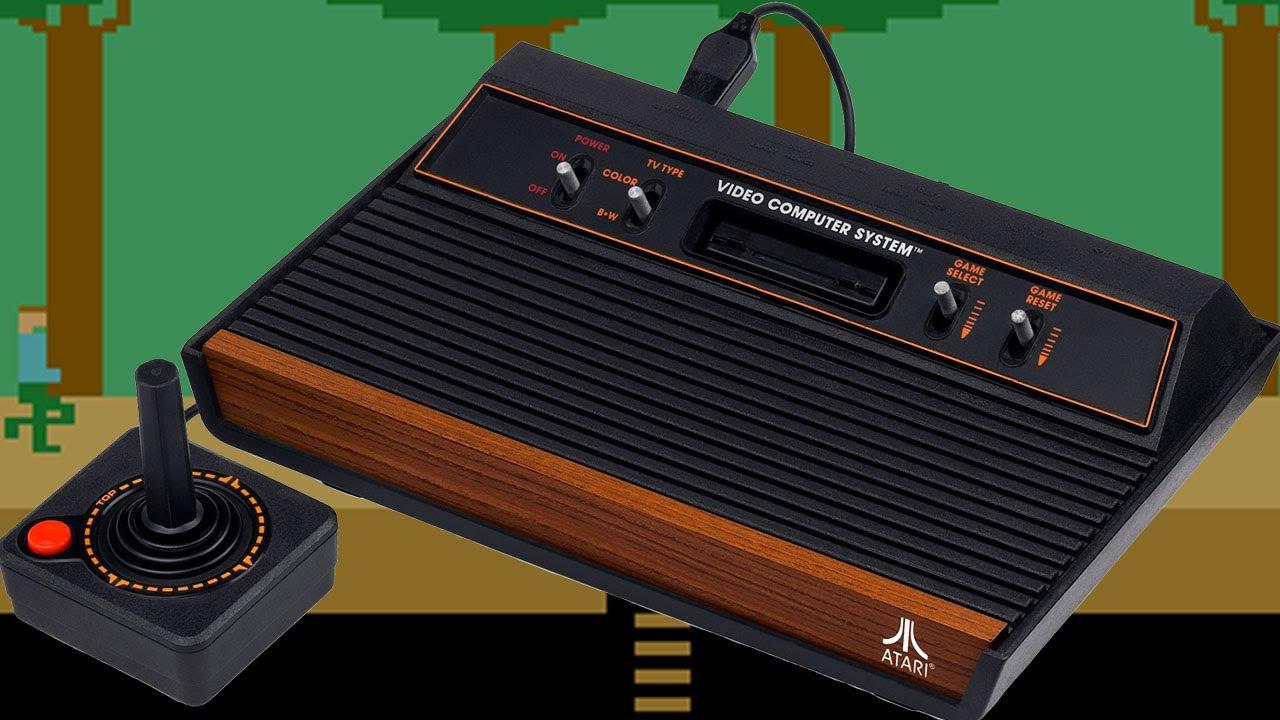 Przegląd Gier Atari 2600 1 Retro Youtube